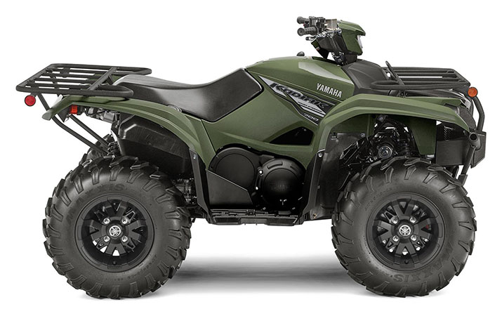 2020 Yamaha Kodiak 700 EPS in Francis Creek, Wisconsin - Photo 1