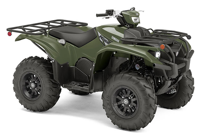 2020 Yamaha Kodiak 700 EPS in Sacramento, California - Photo 2