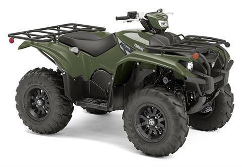 2020 Yamaha Kodiak 700 EPS in Saint Helen, Michigan - Photo 2
