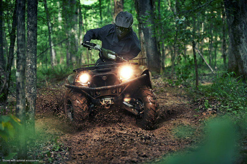 2020 Yamaha Kodiak 700 EPS in Iowa City, Iowa - Photo 4