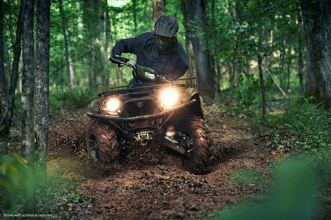 2020 Yamaha Kodiak 700 EPS in EL Cajon, California - Photo 4