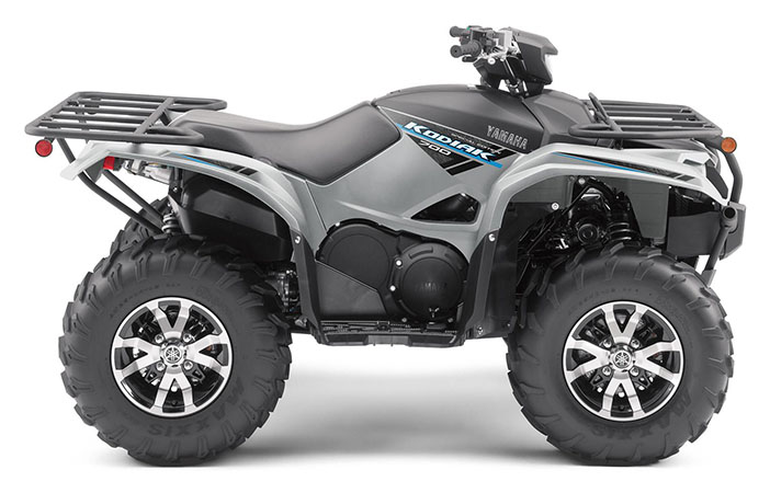 2020 Yamaha Kodiak 700 EPS SE in Sacramento, California - Photo 1