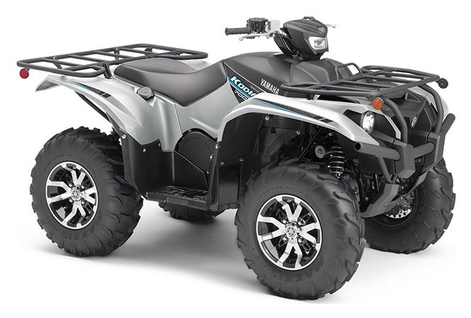 2020 Yamaha Kodiak 700 EPS SE in San Jose, California - Photo 2