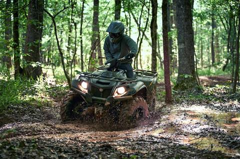 2020 Yamaha Kodiak 700 EPS SE in Kenner, Louisiana - Photo 3
