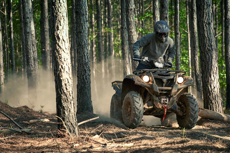 2020 Yamaha Kodiak 700 EPS SE in San Jose, California - Photo 4