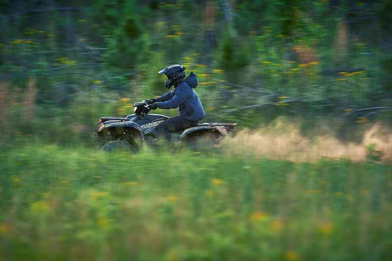 2020 Yamaha Kodiak 700 EPS SE in Appleton, Wisconsin - Photo 5