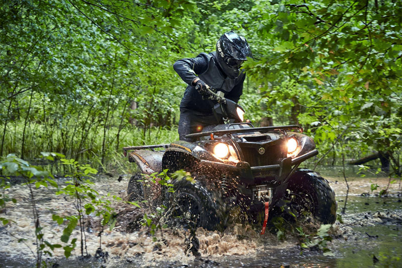 2020 Yamaha Kodiak 700 EPS SE in Iowa City, Iowa - Photo 7