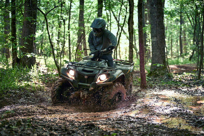 2020 Yamaha Kodiak 700 EPS SE in Johnson City, Tennessee - Photo 5