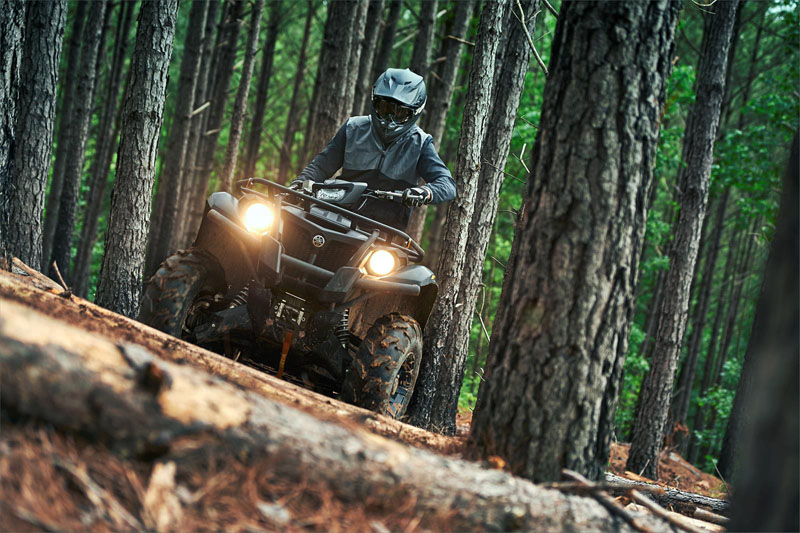 2020 Yamaha Kodiak 700 EPS SE in Canton, Ohio - Photo 8