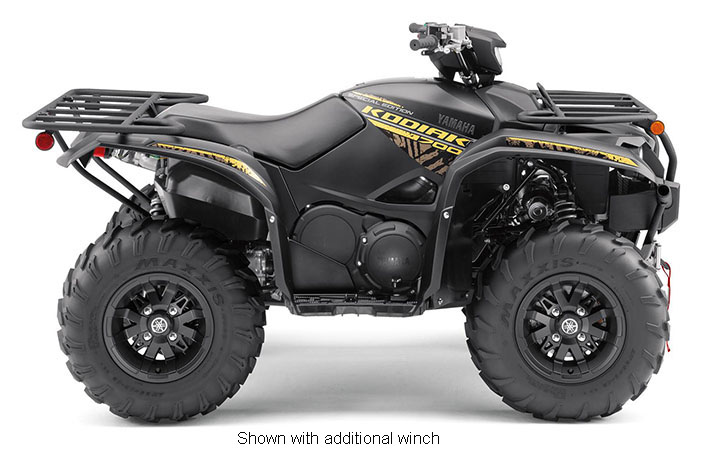 2020 Yamaha Kodiak 700 EPS SE in Santa Clara, California - Photo 1