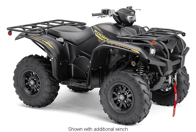 2020 Yamaha Kodiak 700 EPS SE in Canton, Ohio - Photo 2