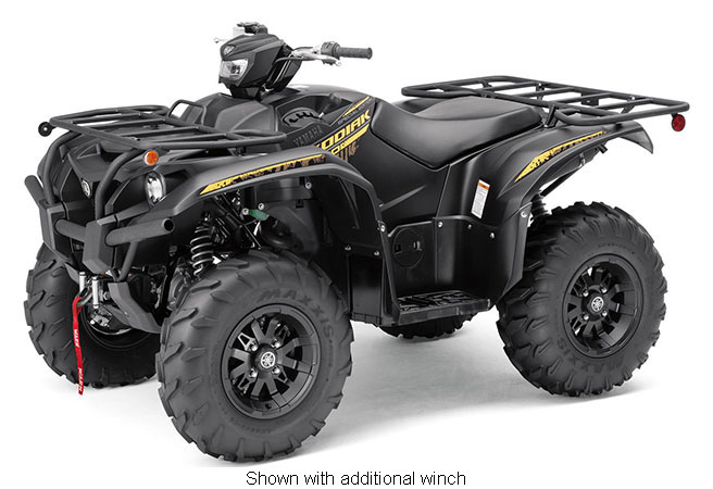 2020 Yamaha Kodiak 700 EPS SE in North Little Rock, Arkansas - Photo 3
