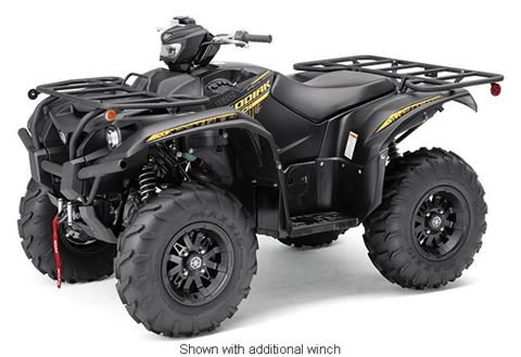 2020 Yamaha Kodiak 700 EPS SE in Santa Clara, California - Photo 3