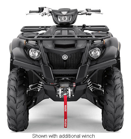 2020 Yamaha Kodiak 700 EPS SE in Canton, Ohio - Photo 4