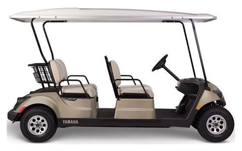 2020 Yamaha Concierge 4 (AC Electric) in Shawnee, Oklahoma - Photo 1