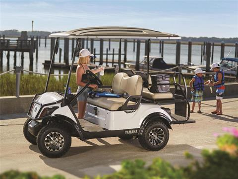 2020 Yamaha Adventurer Sport 2+2 (Quietech Gas EFI) in Okeechobee, Florida - Photo 3