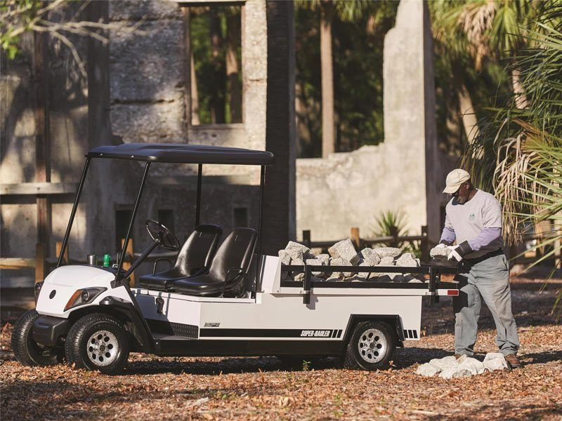 2020 Yamaha Adventurer Super Hauler (Quietech Gas EFI) in Okeechobee, Florida - Photo 4