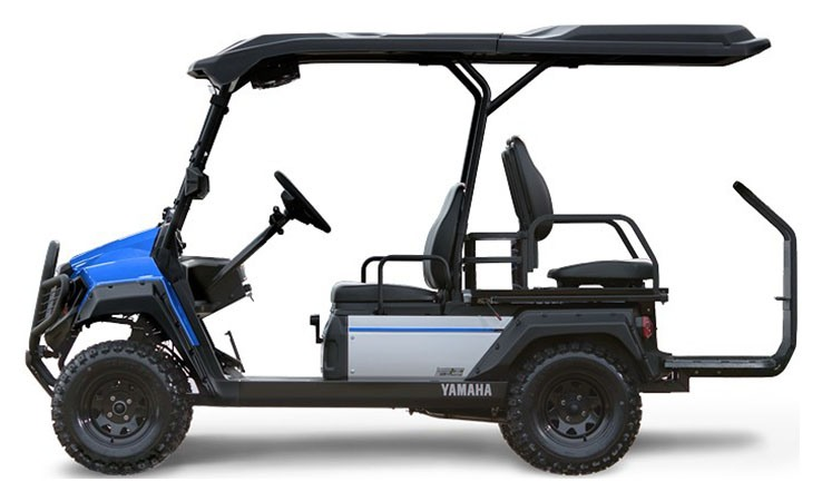 2020 Yamaha Umax Rally 2+2 (Gas EFI) in Tyler, Texas - Photo 1