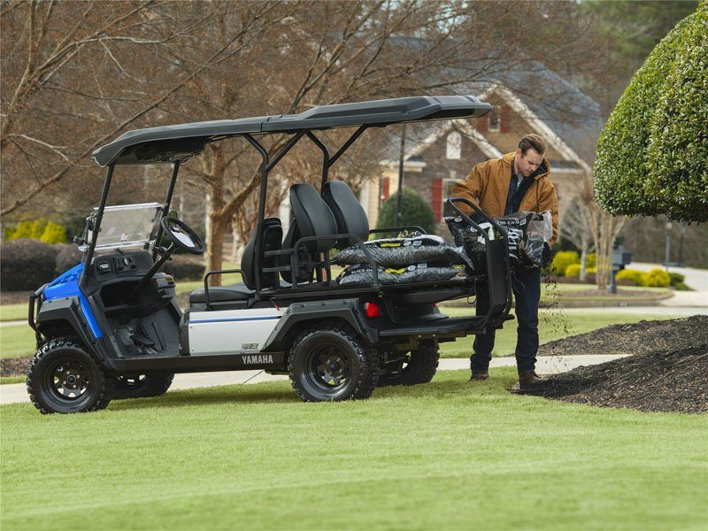 2020 Yamaha Umax Rally 2+2 (Gas EFI) in Shawnee, Oklahoma - Photo 3