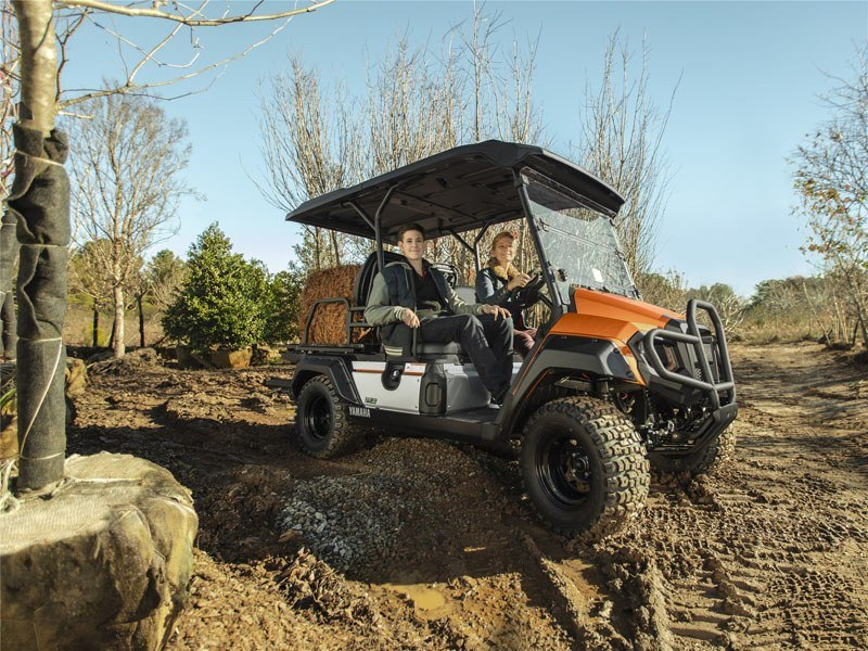 2020 Yamaha Umax Rally 2+2 (Gas EFI) in Hendersonville, North Carolina - Photo 5