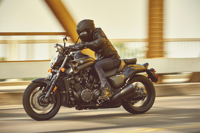 2020 Yamaha VMAX in Berkeley, California - Photo 6