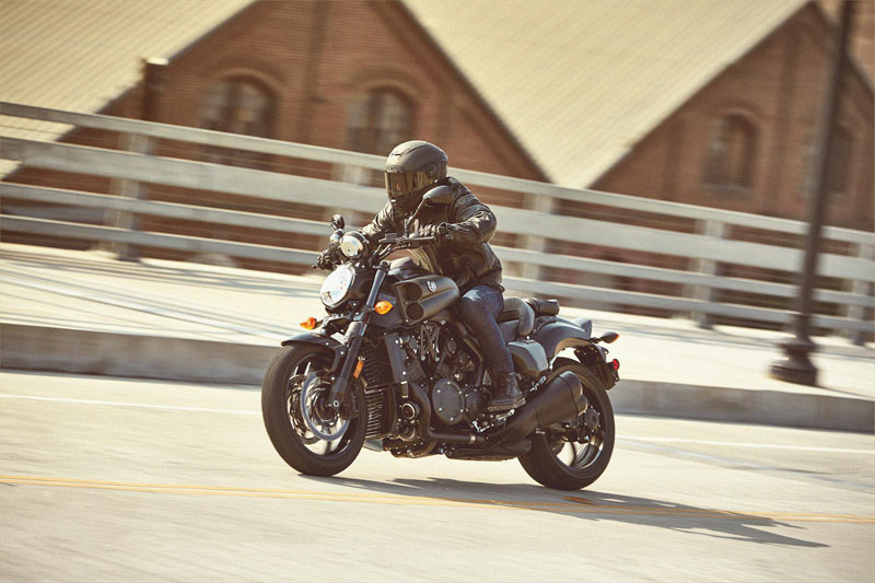 2020 Yamaha VMAX in Berkeley, California - Photo 7