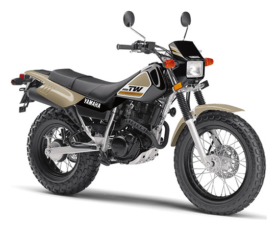 2020 Yamaha TW200 in Virginia Beach, Virginia - Photo 2
