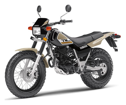 2020 Yamaha TW200 in Virginia Beach, Virginia - Photo 3