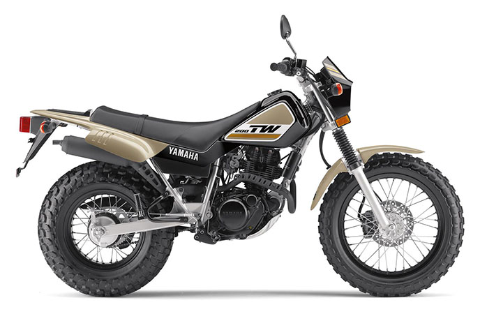 2020 Yamaha TW200 in Tamworth, New Hampshire - Photo 1