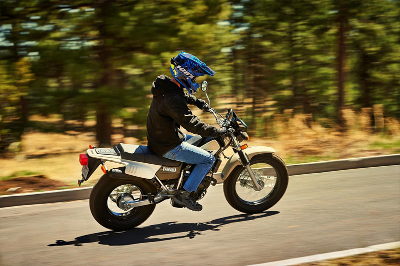 2020 Yamaha TW200 in San Marcos, California - Photo 4