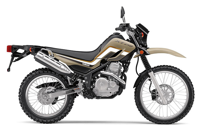 2020 Yamaha XT250 in Iowa City, Iowa - Photo 1