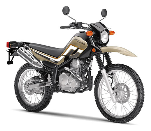 2020 Yamaha XT250 in Goleta, California - Photo 2