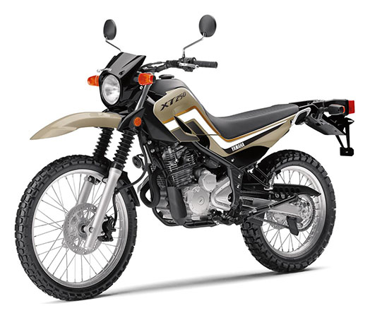 2020 Yamaha XT250 in Zephyrhills, Florida - Photo 3