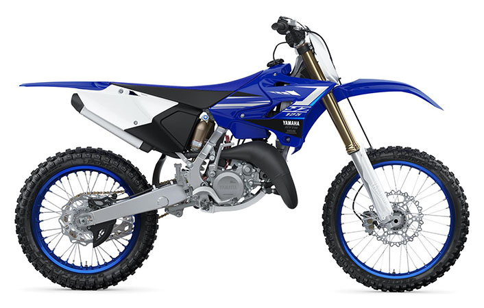 2020 Yamaha YZ125 in Santa Clara, California - Photo 1