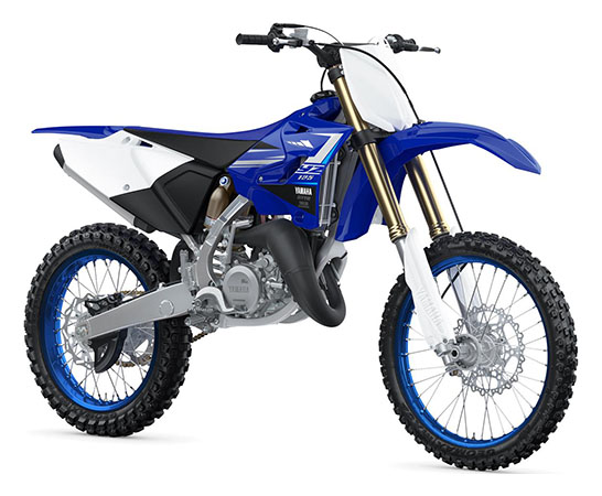 2020 Yamaha YZ125 in Geneva, Ohio - Photo 2