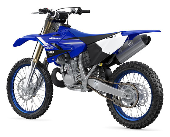 2020 Yamaha YZ250 in Sacramento, California - Photo 5