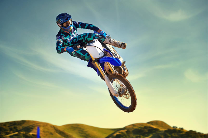 2020 Yamaha YZ250 in Sacramento, California - Photo 8