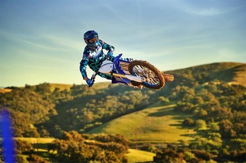 2020 Yamaha YZ250 in Sacramento, California - Photo 9