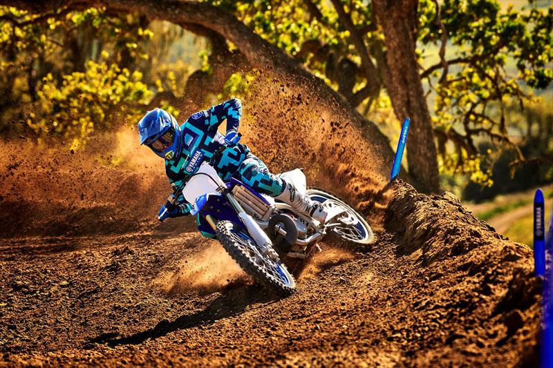 2020 Yamaha YZ250 in Sacramento, California - Photo 10