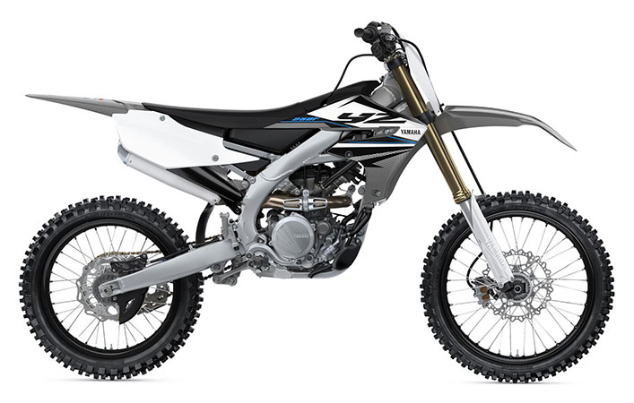 2020 Yamaha YZ250F in Santa Maria, California - Photo 1