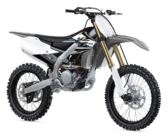 2020 Yamaha YZ250F in Lakeport, California - Photo 2