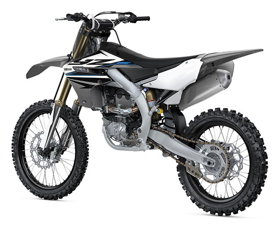 2020 Yamaha YZ250F in Danbury, Connecticut - Photo 3