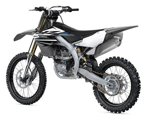 2020 Yamaha YZ250F in Sacramento, California - Photo 3