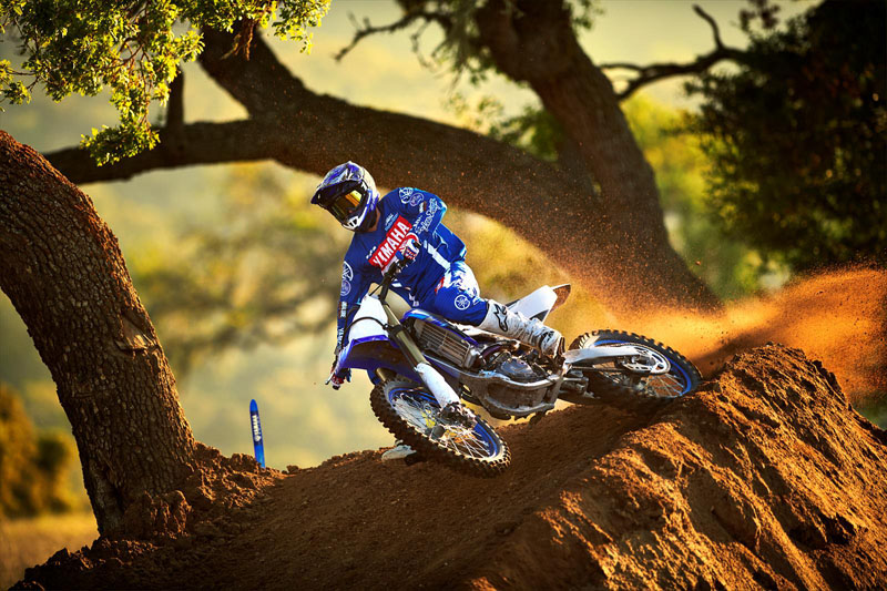 2020 Yamaha YZ250F in San Marcos, California - Photo 4