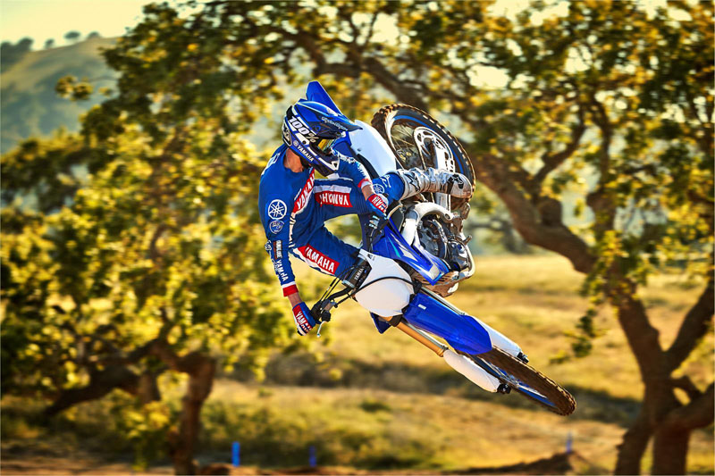 2020 Yamaha YZ250F in Sacramento, California - Photo 5