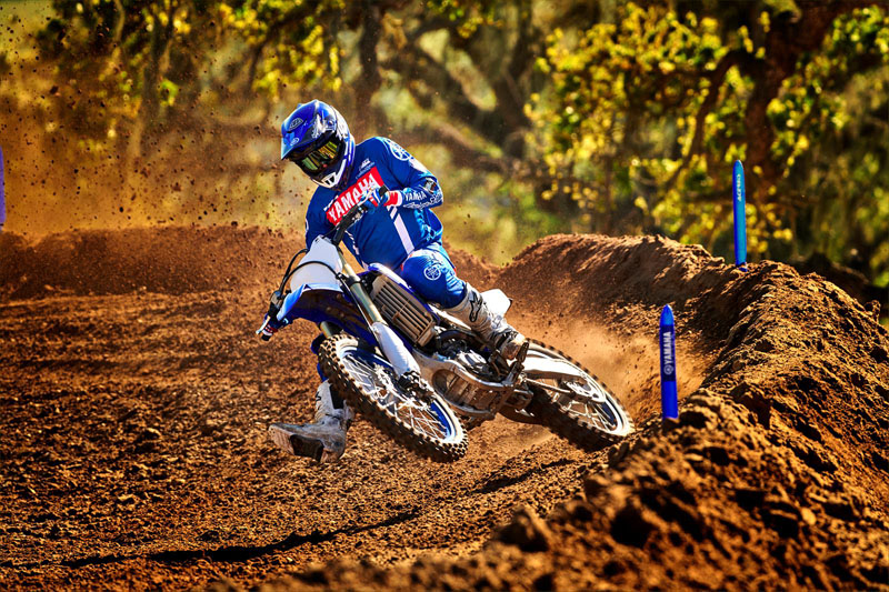 2020 Yamaha YZ250F in Sacramento, California - Photo 6