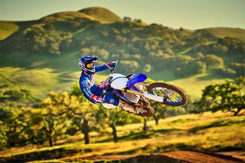 2020 Yamaha YZ250F in Sacramento, California - Photo 7