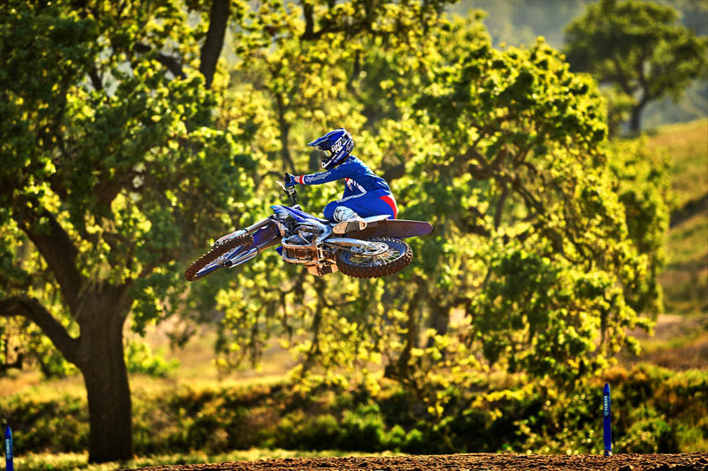 2020 Yamaha YZ250F in Greenville, North Carolina