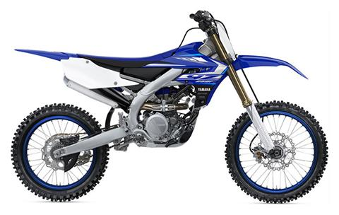 2020 Yamaha YZ250F in Johnson Creek, Wisconsin