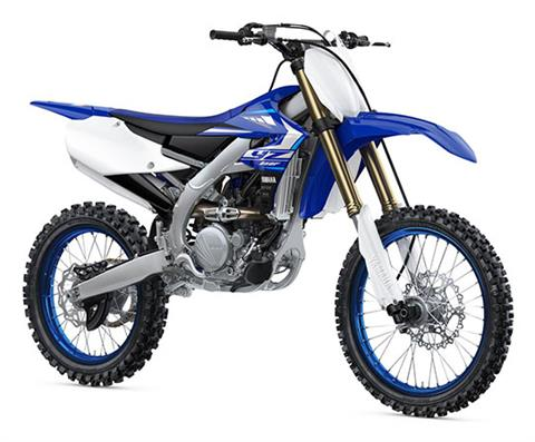 2020 Yamaha YZ250F in Santa Clara, California - Photo 2